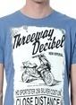T-Box Tişört İndigo